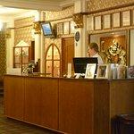 Foto de The Royal George Hotel Restaurant