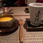Pumpkin Porridge Soup