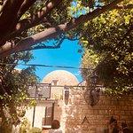 Foto van Lemonokipos Restaurant (Lemon Tree Garden)