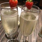 Anniversary drinks