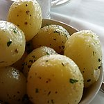MINTED POTATOES
