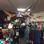 Sierra South Mountain Sports store full of fantastic gear and more!
