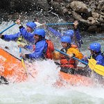 Bring some friends along on the Kern River!