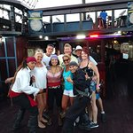 Jean Laffite Pirate Dinner Cruise resmi