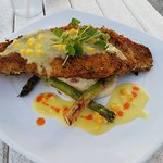 Pecan Crusted Redfish