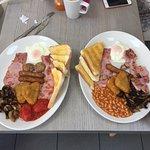 Mega breakfast