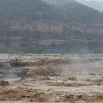 صورة فوتوغرافية لـ Hukou Waterfall