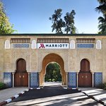 Fes Marriott Hotel Jnan Palace