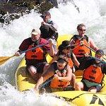 Heading into Eddie rapids