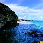 View toward Ginger Bay ( google photo edit)