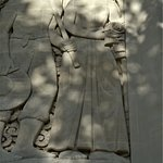 Bas-relief du 16 rue Chardon Lagache