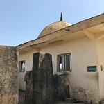 صورة فوتوغرافية لـ معبد النبي أيوب