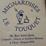 Foto de Aux Mignardises