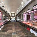 Mercado de Abastos de Santiago Foto