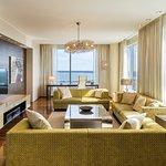 Presidential Suite - livingroom