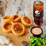 Our Famous Homemade Onion Rings