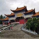 Temple of 3 pagodas at Dali