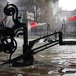 Billede af Tinguely-Brunnen