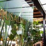 Musalima es el lugar perfecto para disfrutar al aire libre de nuestra espectacular gastronomía.