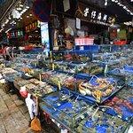 ภาพถ่ายของ Huangsha aquatic product trading Market