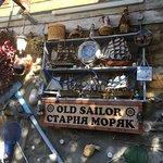 Старый моряк никогда не потонет!