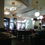 Foto van Brasserie