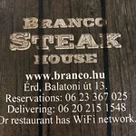 Branco Steak House fényképe