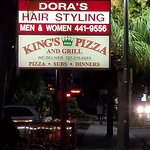 Kings Pizza and Grill. Great food! Great staff! Italian cuisine with a hint of Italy
