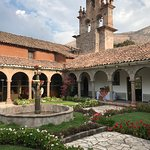 this is a convent we stayed at in Sacred Valley