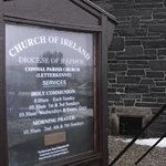 Conwall Parish Church, Church of Ireland, Letterkenny, County Donegal.