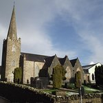 Conwall Parish Church (Church of Ireland), Letterkenny, County Donegal. Dating back to the 1630'