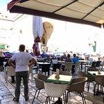ภาพถ่ายของ Central Square in Trogir