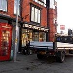 Grosvenor Chippery, Llandrindod Wells