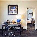 Deluxe Suite with detached bedroom