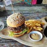Bild från Wacko Burger Cafe