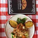 Lasagna una especialidad más de Basilico