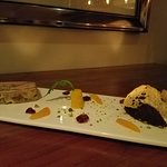 Foie Gras with fig puree
