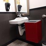 Handicap Restroom at Duck Donuts.