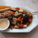 صورة فوتوغرافية لـ Red Curry Vegan Kitchen
