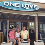 Gem of a beach bar! Barry and Kari serve up great food, drink and hospitality. One Love Surfshac