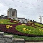 Фотография Floral Clock