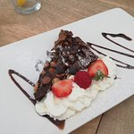 Chocolate Brownie......delicious!