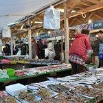 Foto de Yuriage Port Morning Market