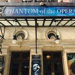 Bild från Phantom of The Opera London