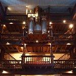 Eglise Notre-Dame de l'Assomption - ses trois niveaux de galeries