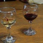 santowine tasting wine