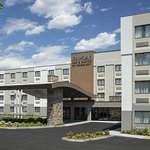 Fairfield Inn & Suites by Marriott Providence Airport