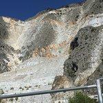 Foto van Cava di Marmo al Coperto di Fantiscritti Carrara