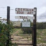 Foto van Sevilla Rock Art Trail