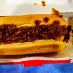 Chili cheese dog!!!